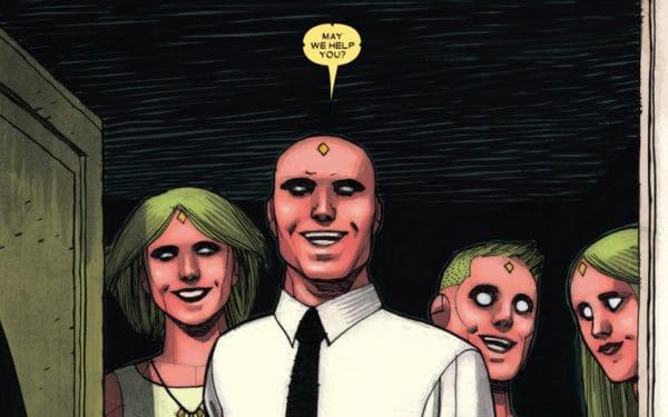 Vision Comics