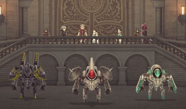 Lost Sphear Preview