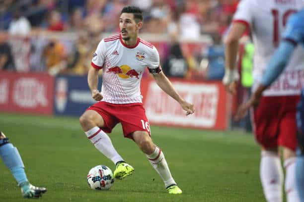 Sacha Kljestan Traded