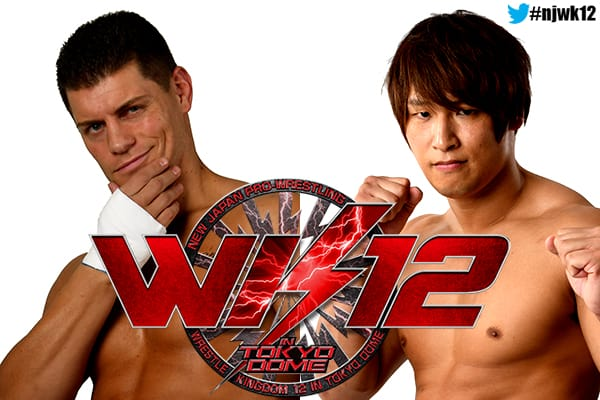 Wrestle Kingdom 12 Review
