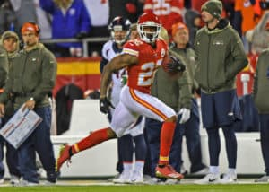 Marcus Peters Traded