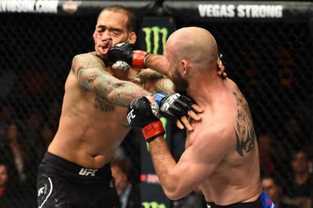 UFC Austin Review