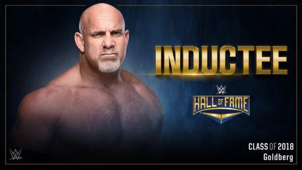 WWE HOF 2018