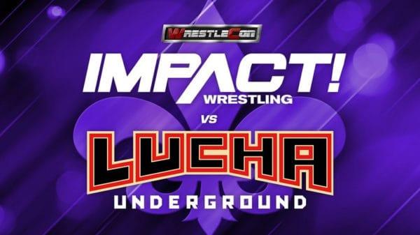 Impact Versus Lucha
