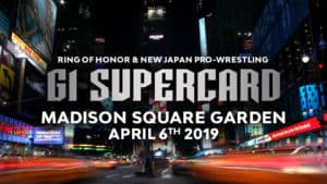 NJPW Sell Out
