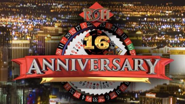 ROH 16th Anniversary Review