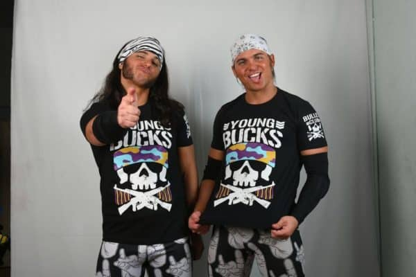Young Bucks Interview
