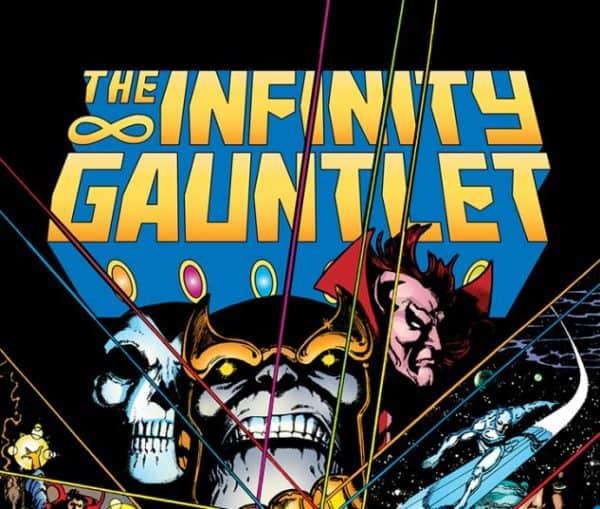 Infinity Gauntlet Comics