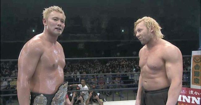 Okada Versus Omega 4