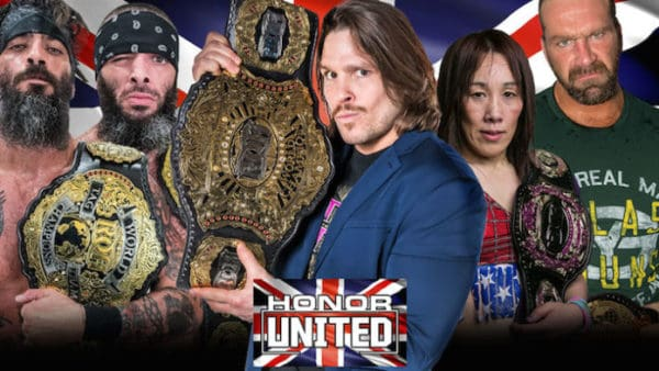 ROH Honor United Tour