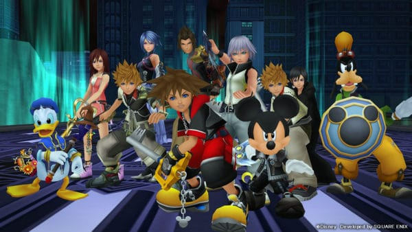 Best Kingdom Hearts Characters