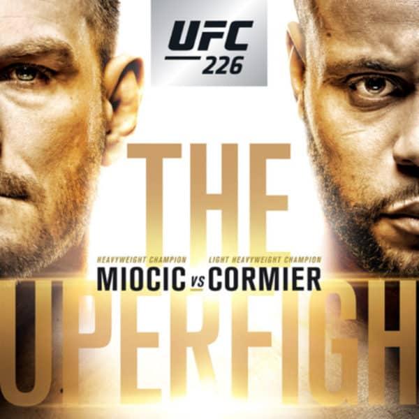 UFC 226 Review
