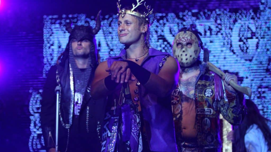 Matt Taven Interview