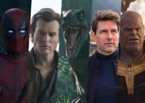 Summer 2018 Movies