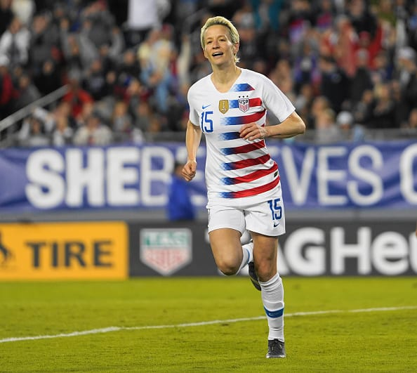 USWNT Sues USSF