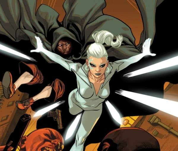 Cloak and Dagger Comics