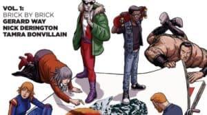 Doom Patrol Comics