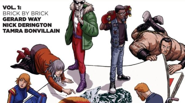 Doom Patrol Comics
