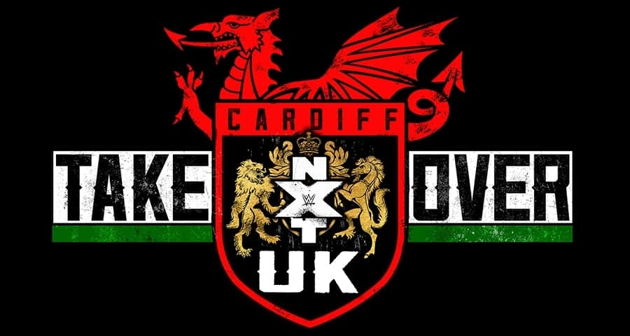 NXT Takeover UK Poster