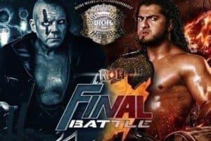 ROH Final Battle 2019