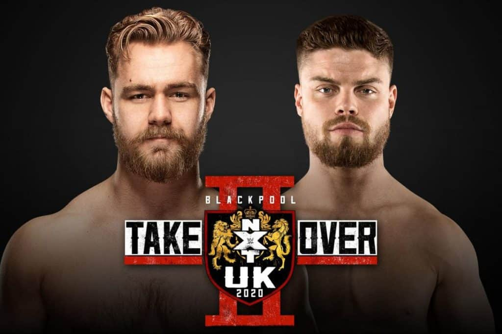 NXT Takeover Blackpool 2