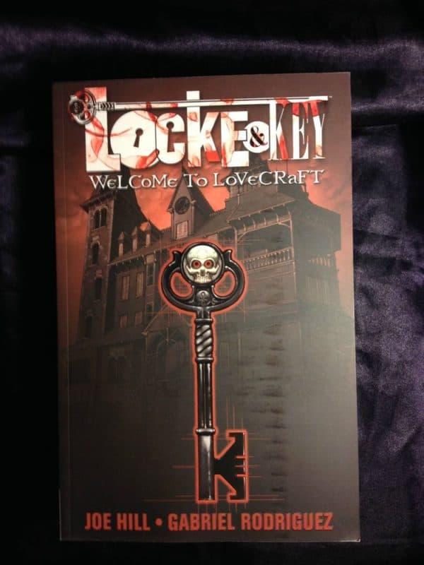 Locke And Key Comics