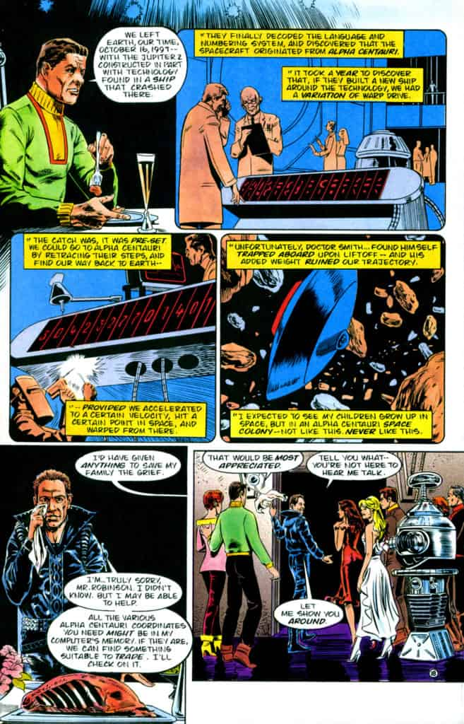Lost in Space Comics