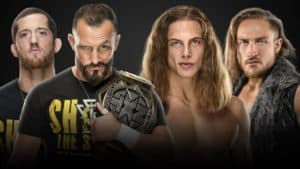 NXT Takeover Portland Review