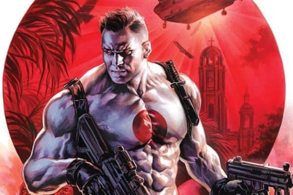Bloodshot Comics