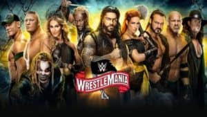 Wrestlemania 36 Preview
