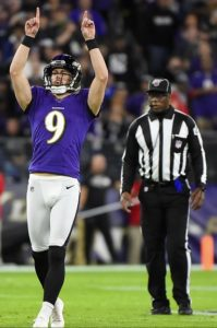 Justin Tucker Made the List for the AFC North's Greatest of All Teams