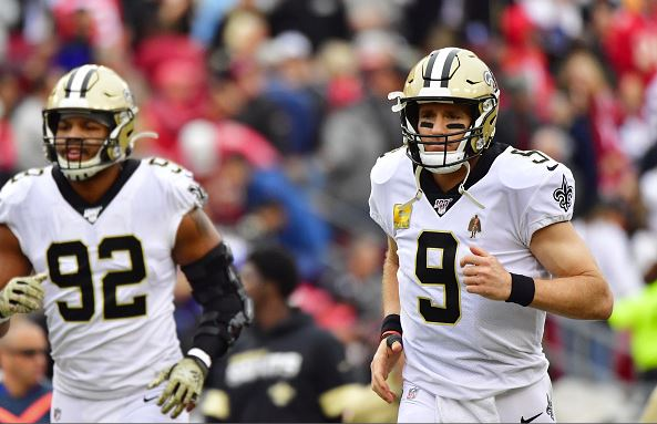 Marcus Davenport and Drew Brees Discussed the George Floyd Murder