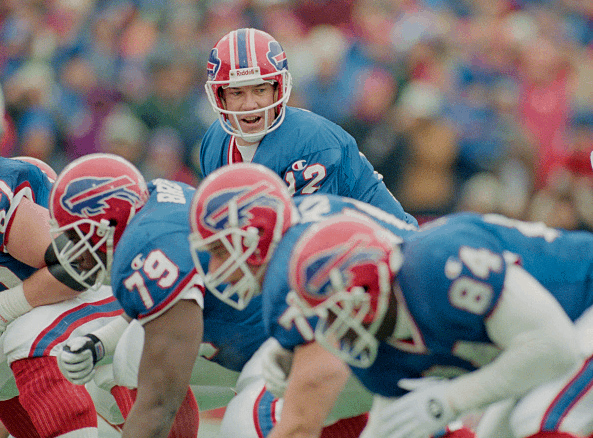 Jim Kelly, Selected as a Member of the Greatest of All Teams