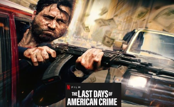 The Last Days Of American Crime Rick Remender Netflix W2mnet