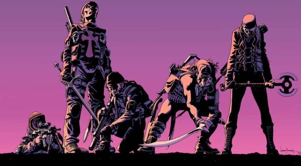 Old Guard Comics