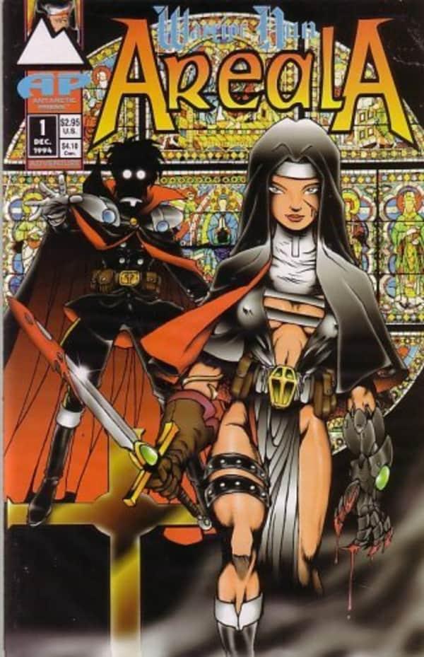 Warrior Nun Arelea