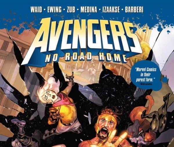 Avengers No Road Home