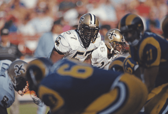 Rickey Jackson, the Saints Defensive Pick for the Greatest of All Teams