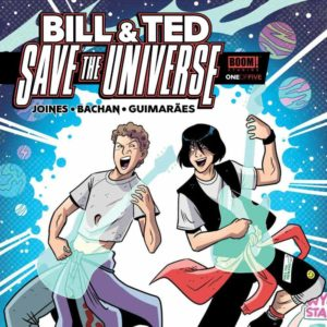 Bill And Ted Comics