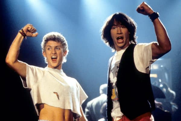 Bill And Ted