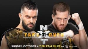 NXT Takeover 31