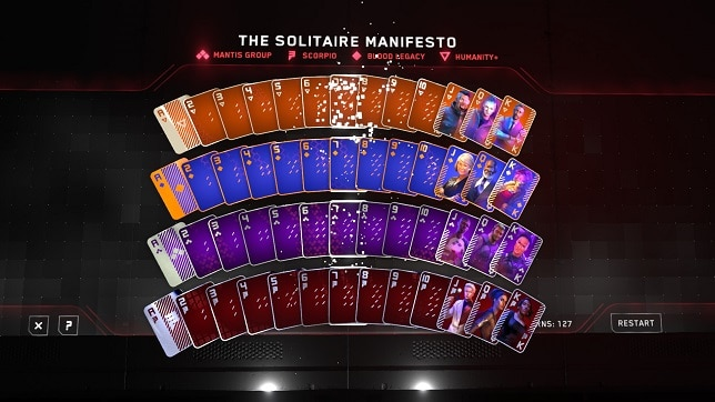 Solitaire Conspiracy