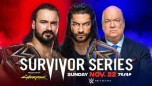 Survivor Series 2020