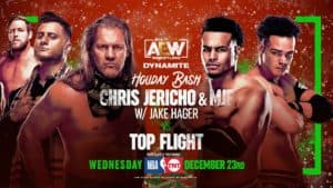 AEW Holiday Bash