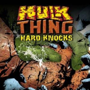 Hulk & Thing