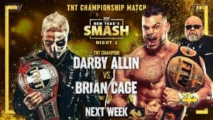 AEW New Years Smash