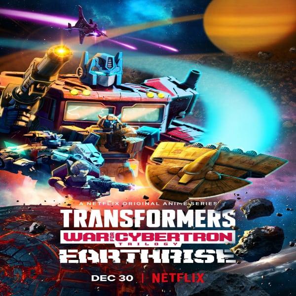 Transformers War For Cybertron Trilogy: Earthrise
