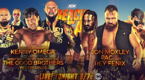 AEW Beach Break