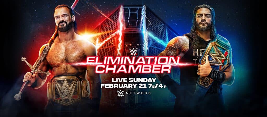 Elimination Chamber 2021