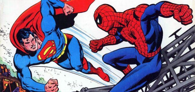 Superman Versus Spider-Man